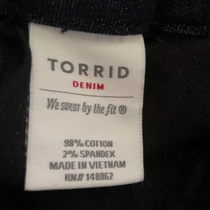 torrid Jeans - TORRID Jeans NWT Stretch Flare Blue Jeans 18R
